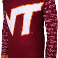 NCAA Men's Adrenaline Promotions Virginia Tech Hokies MTB Cycling Jersey