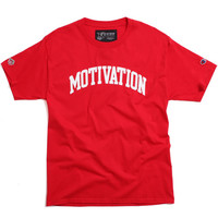 Campus Champion T-Shirt Red