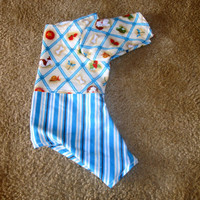 Dog Pajamas Flannel Poky Little Puppy by BloomingtailsDogDuds