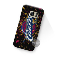 Beautiful Cleveland Cavaliers  Samsung Galaxy Case Cover Series