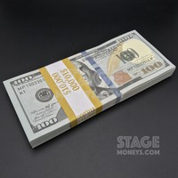 $10,000 Blank Filler New Style Stack