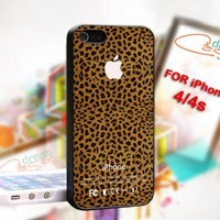 Leopard Pattern - Photo On Hard Cover For iPhone 4,4S