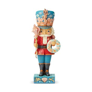 Jim Shore Heartwood Creek Coastal Nutcracker – 6004027