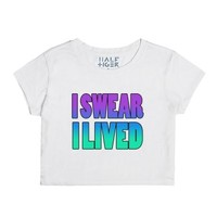 lived 2-Unisex Snow T-Shirt