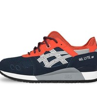 spbest ASICS GEL-LYTE III Indian Ink/Indian Ink