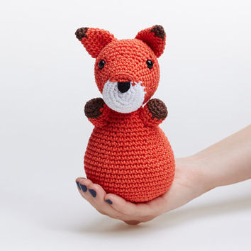 Crochet Characters Cute & Cuddly Animals: 12 Darling Designs ... | 354x354