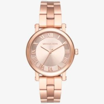 Norie Rose Gold-Tone Watch | Michael Kors