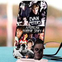 Evan Peters Collage Made iPhone Case, iPhone 4/4s/5/5s/5c/6/6Plus Case, iPod 4/5 Case and Samsung Galaxy S3/S4/S5 Case