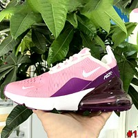Nike Air Max 270 Tide brand female air cushion running shoes sneakers #1