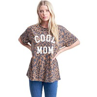 Cool Mom Tee (Brown)