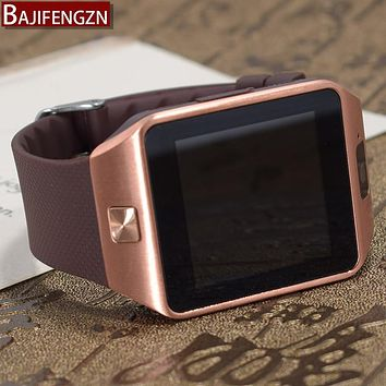 New Smart Watch With Camera Bluetooth WristWatch SIM Card Smartwatches For Android Phones Support Multi languages PK GT08 Q18