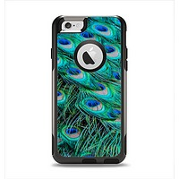 The Neon Multiple Peacock Apple iPhone 6 Otterbox Commuter Case Skin Set