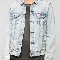 Levi's Surf Love Trucker Jacket- Light Blue L