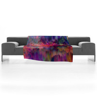 DENY Designs Home Accessories | Amy Sia Sunset Storm Fleece Throw Blanket