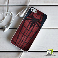 The Amazing Spiderman Logo iPhone 5 5S Case by Avallen