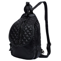 Hot Deal Casual Back To School College Comfort On Sale Stylish Rinsed Denim Soft England Style Ladies Backpack [4982892228]