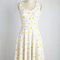 Drive Me Daisy Dress