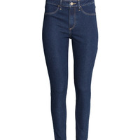 Skinny High Ankle Jeans - from H&M