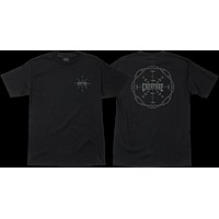 Creature Runes Tee XL Black