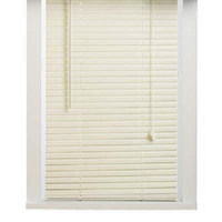 """Alabaster 1"""" Mini Window Blinds in Various Sizes"""