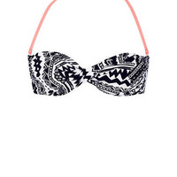 Twist Bandeau & Ruched Hipster
