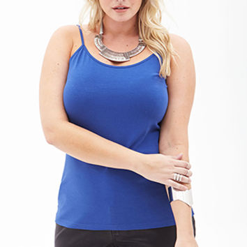 FOREVER 21 PLUS Basic Knit Cami