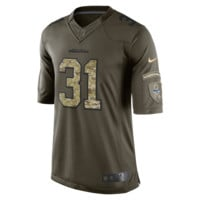 Nike NFL Seattle Seahawks Salute to Service (Cam Chancellor) Men's Football Limited Jersey