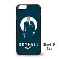 Skyfall for iPhone 6, iPhone 6s, iPhone 6 Plus, iPhone 6s Plus Case