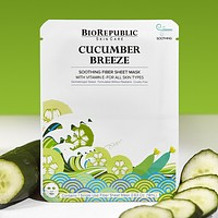 Cucumber Breeze Soothing Sheet Mask