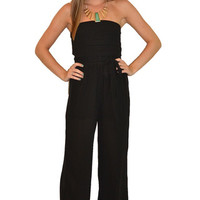The Little Black Jumpsuit | Girly Girl Boutique