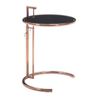 Eileen Grey Table | Rose Gold