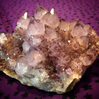 Spirit Quartz Cactus Crystal Cluster Spirit Quartz, Angel Aura Cactus, Empath Crystal Magick, Amethyst Quartz, Metaphysical