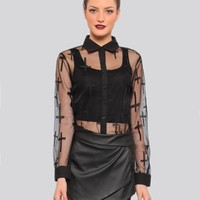 Like A Prayer Blouse - What's New | GYPSY WARRIOR