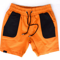Chill Shorts - Orange