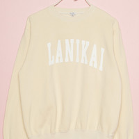 Erica Lanikai Sweatshirt - Prints - Graphics