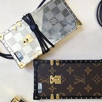LV Hot ! iPhone 7 iPhone 7 plus - Stylish Cute On Sale Hot Deal Matte Couple Phone Case For iphone 6 6s 6plus 6s plus