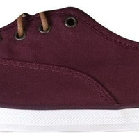 Keds Womens CH Ox Canvas Sneakers Shoes- Burgundy 8.5 B(M) US '
