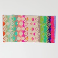 Eva Spot Beach Towel by Aimee St Hill