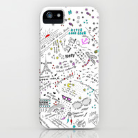 ALL IN ONE iPhone & iPod Case by Monika Strigel