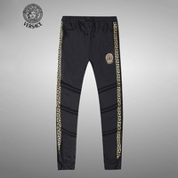 Versace Casual Pants Trousers-4