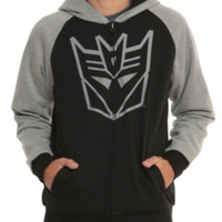 Transformers Autobots/Decepticons Reversible Hoodie