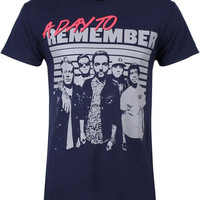 A Day To Remember T Shirt  ADTR Retro