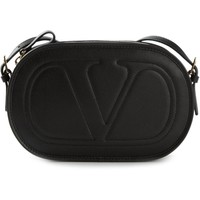 Valentino Garavani embossed logo cross body bag