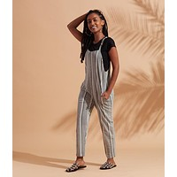 Known Supply Cadence Overall in Stone/Black Stripe