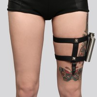 Hidden Garter Flask Set - What's New | GYPSY WARRIOR