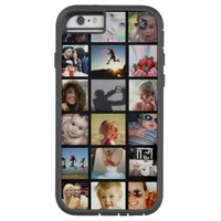 Create-Your-Own Photo Upload Collage iPhone 6 Case