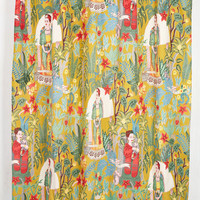 Dorm Decor Paint Me a Picture Shower Curtain by Karma Living from ModCloth