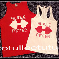 Swole Mate Couples Set Perfect For Work out Partners