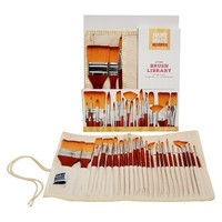 Hand Made Modern - 24ct Ultimate Paint Brush Library