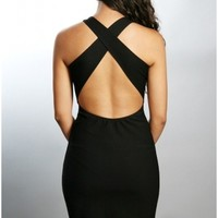 The Black Party Cut Out Dress - 29 N Under